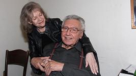 Eva Pilarová a Josef Zíma s věkem humor rozhodně neztratili.