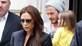 Beckhamovi se prý natrvalo usídlí v Londýně.