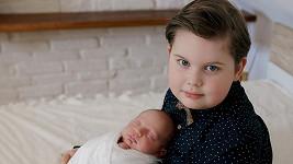 Quentin Kokta s bráchou