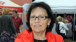 Marta Kubišová leží v nemocnici.