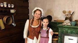 Kamila Magálová s Charlotte Gottovou
