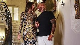 Rytmus a Jasmina Alagič si dnes konečně řekli své ano.