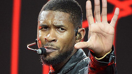 Usher dostal nečekané vánoční překvapení.