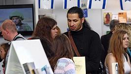 Vladko Dobrovodský vyrazil nakupovat knihy.