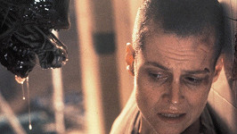 Sigourney Weaver ve filmu Vetřelec 3