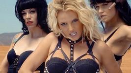 Britney se podařilo zranit tanečnici při nácviku choreografie k videoklipu písně Work Bitch.