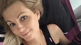 Sandra Parmová je po operaci.