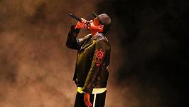 Jay Z během turné s novým albem 4:44 v Kanadě (listopad 2017)