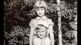 Simona Krainová vylovila fotku z dětství.