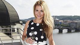 Yvetta Blanarovičová na křtu alba Lenky Graf.