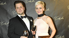 Tomáš Savka a jeho manželka Zuzana si vyšli poprvé od narození dcerky.