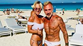 Zuzana Belohorcová s italským boháčem