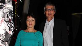 Petr Vichnar s manželkou Evou
