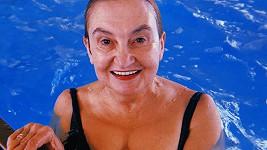 Eva Holubová vyrazila do wellness hotelu.