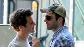 Zachary Quinto s Jonathanem Groffem.
