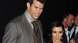 Manželé Kim Kardashian a Kris Humphries
