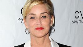 Sharon Stone oplakává synovce Colina.