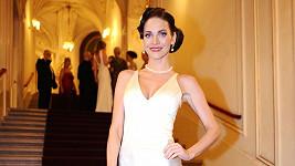 Královnou plesu byla Andrea Verešová.
