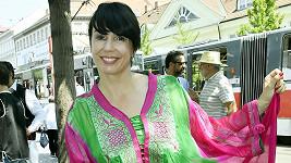 Nela Boudová vyzkoušela tuniskou módu.