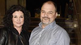 Martin Press s manželkou Martinou