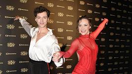Jan Cina a Adriana Mašková