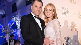 Daniel Farnbauer se svojí ženou Lucií