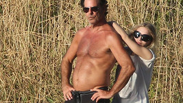 Ashley Olsen a Richard Sachs na St. Barts