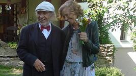 Jiří Stivín a Lenka Luhanová