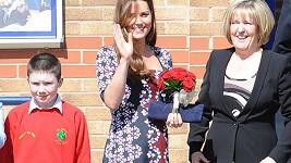 Catherine přivede na svět královského potomka v červenci.