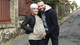 marek dědík a jeho přítelkyně Tereza budou za pár týdnů rodiči.