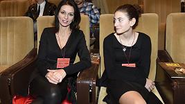 Adéla Gondíková s dcerou Nelou