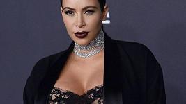 Kim Kardashian už údajně zhubla 8 kilogramů.