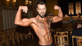 Vašek Noid Bárta soutěžil v Men's Physique