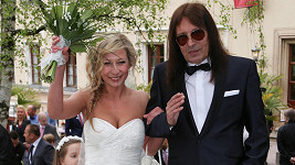 Aleš Brichta svatba