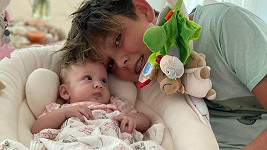 Louis Buffon s malou sestřičkou