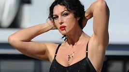 Nádherná Monica Bellucci patří mezi nekrásnější herečky současnosti.