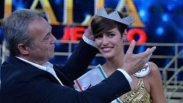 Alice Sabatini dokázala zvítězit i přes nepříliš zdařený rozhovor...
