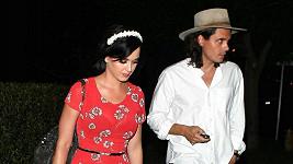 Románek Katy Perry a Johna Mayera neměl dlouhého trvání.