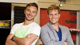 Tomáš Novotný a Tomáš Zástěra jsou novou posilou mezi moderátorskými týmy Snídaně s Novou.