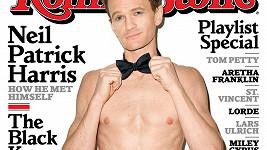 Neil Patrick Harris na titulu květnového Rolling Stone