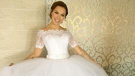 Kamila Nývltová by byla krásná nevěsta