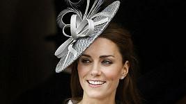 Kate, vévodkyně z Cambridge.