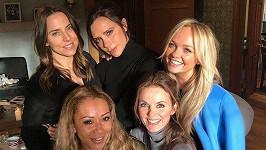 Spice Girls se vrací na scénu. Zpěvačky se společně sešly po šesti letech a oznámily comeback.