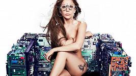 Lady Gaga a focení k jejímu třetímu albu ARTPOP