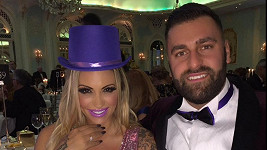 Jodie Marsh a James Placido se rozešli.