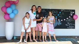 Roman Pomajbo bude v padesáti počtvrté otcem.