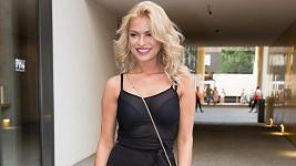 Kristýna Kubíčková byla opět neskutečně sexy.