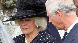 Vévodkyni Camillu ztráta bratra velice zasáhla.