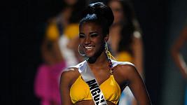 Leila Lopez z Angoly.