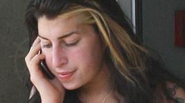 Amy Winehouse vypadá bez make-upu lépe než s ním.